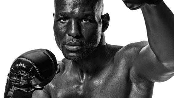 ESPN The Magazine 2014 Body Issue: Bernard Hopkins