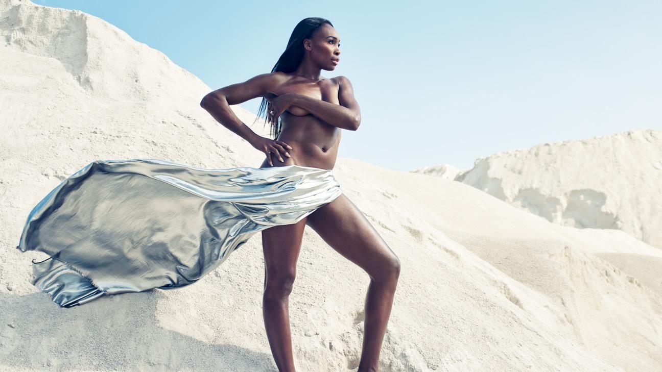 ESPN The Magazine 2014 Body Issue: Venus Williams Feature