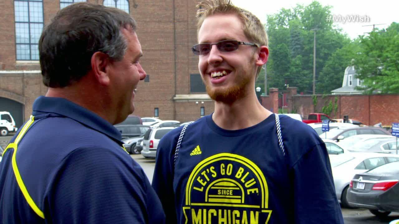 My Wish: University Of Michigan Football