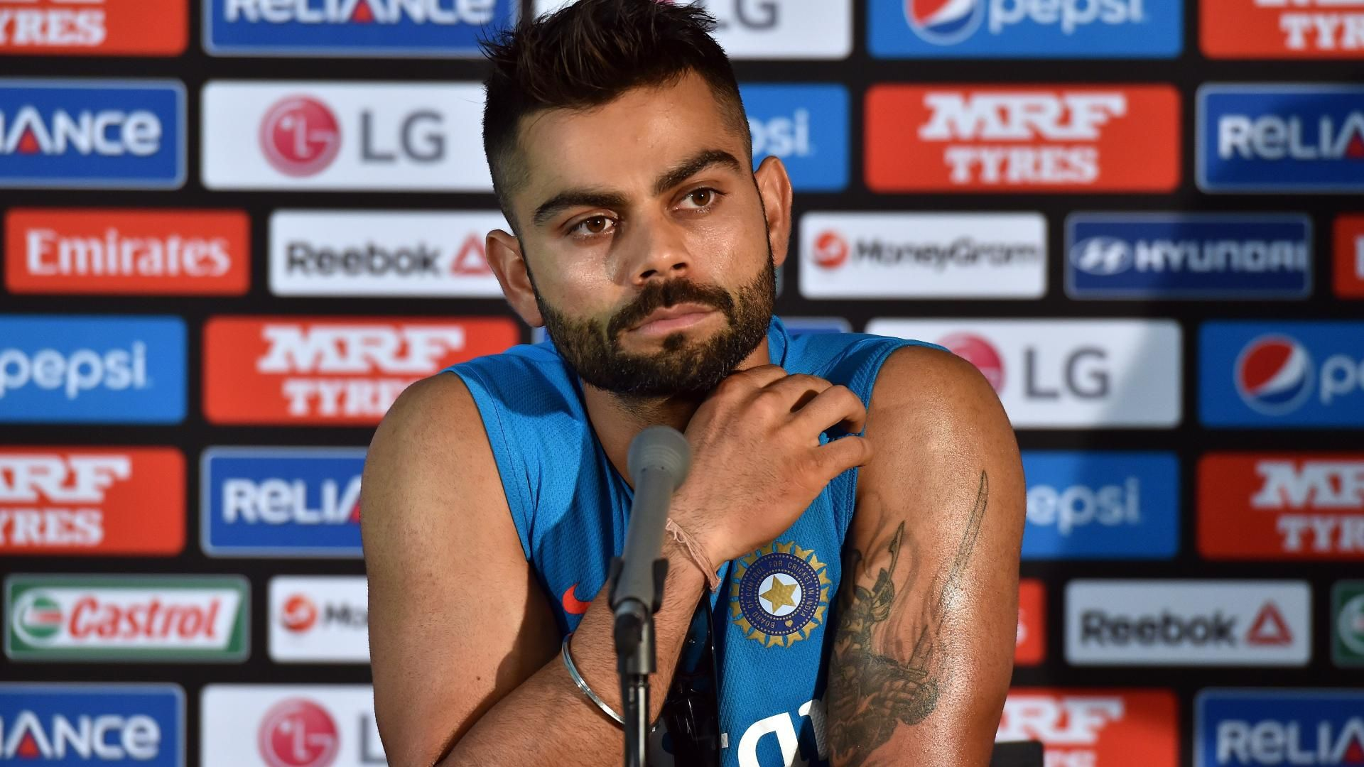 Image result for virat kohli press conference