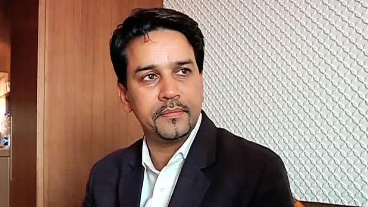 Who is Anurag Thakur? | Cricket | ESPNcricinfo