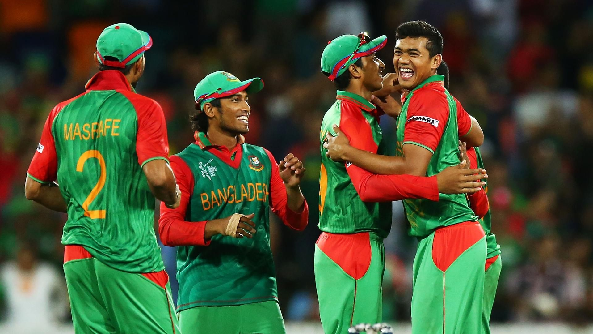 Match Point : Bangladesh v Scotland, World Cup 2015, Group A