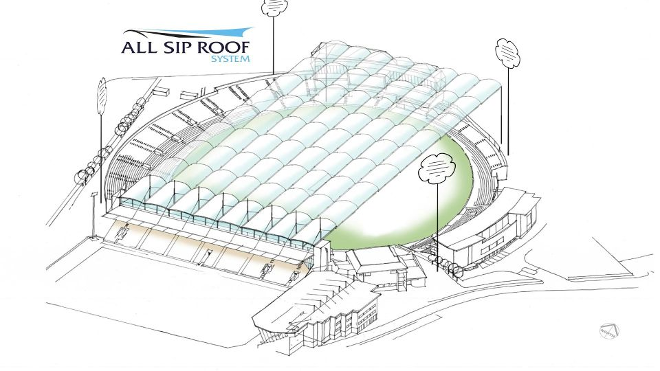 Yorkshire Gamble On Revolutionary Retractable Roof