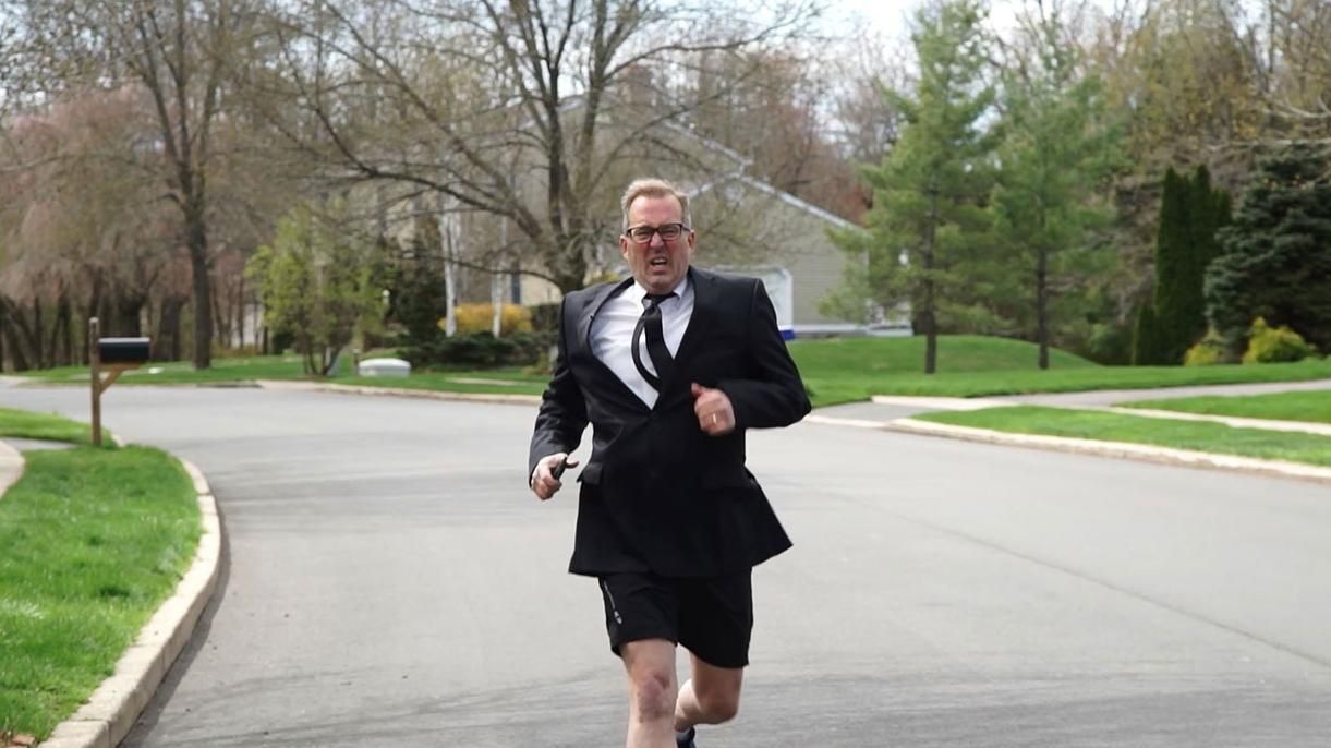 Greg Garber takes on the Beer Mile