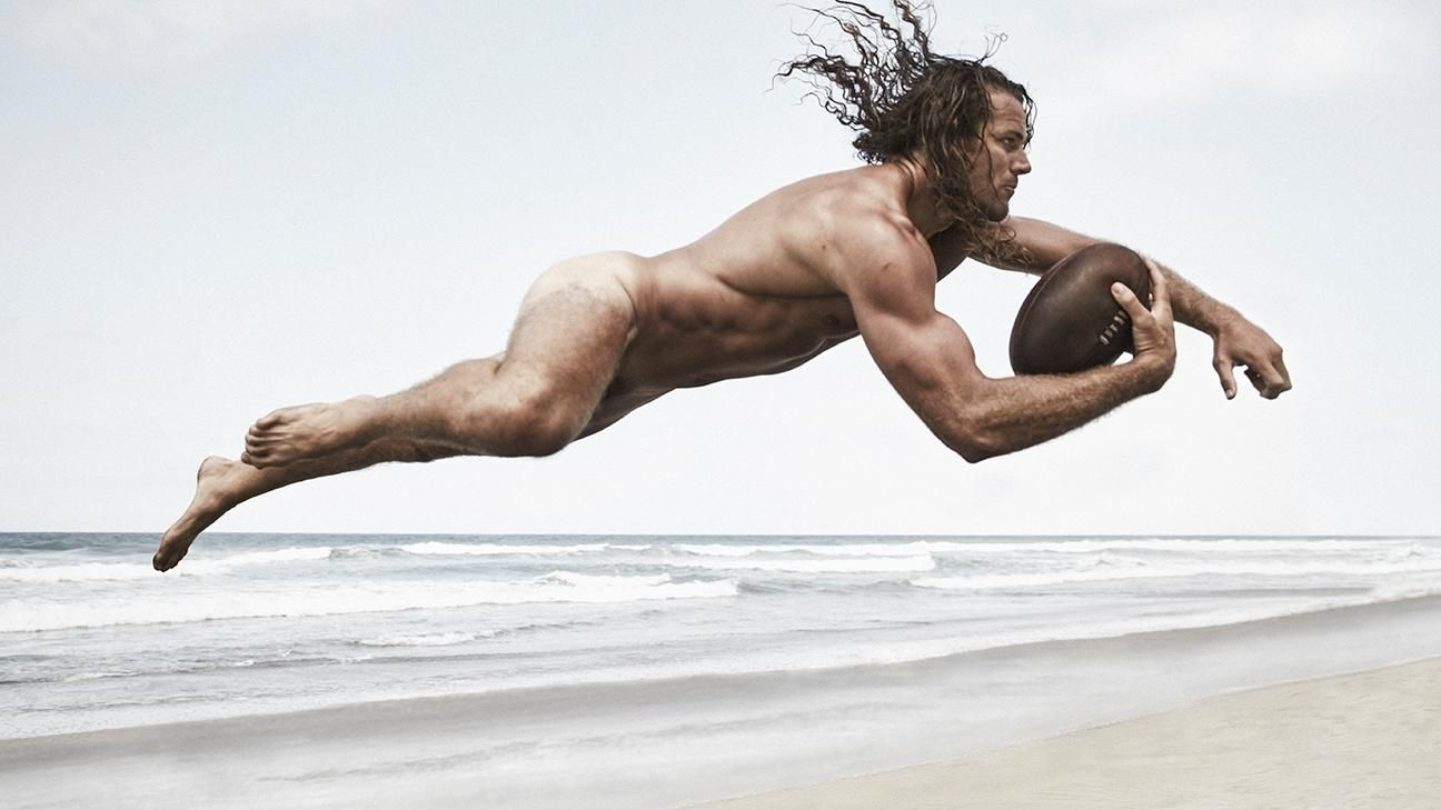 ESPN The Magazine's 2015 Body Issue: Todd Clever