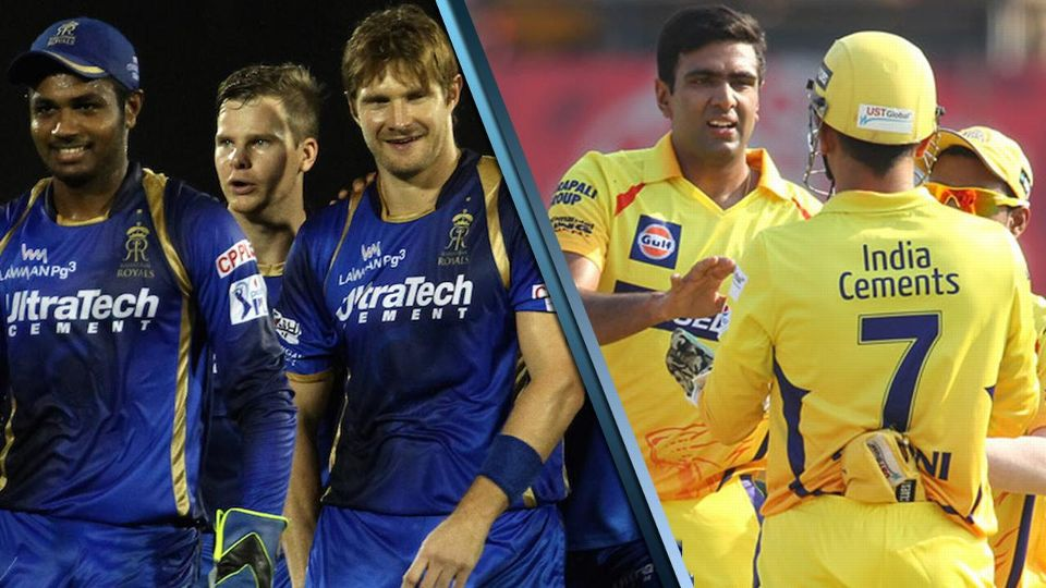 csk rr owners suspended for two years cricket espncricinfo