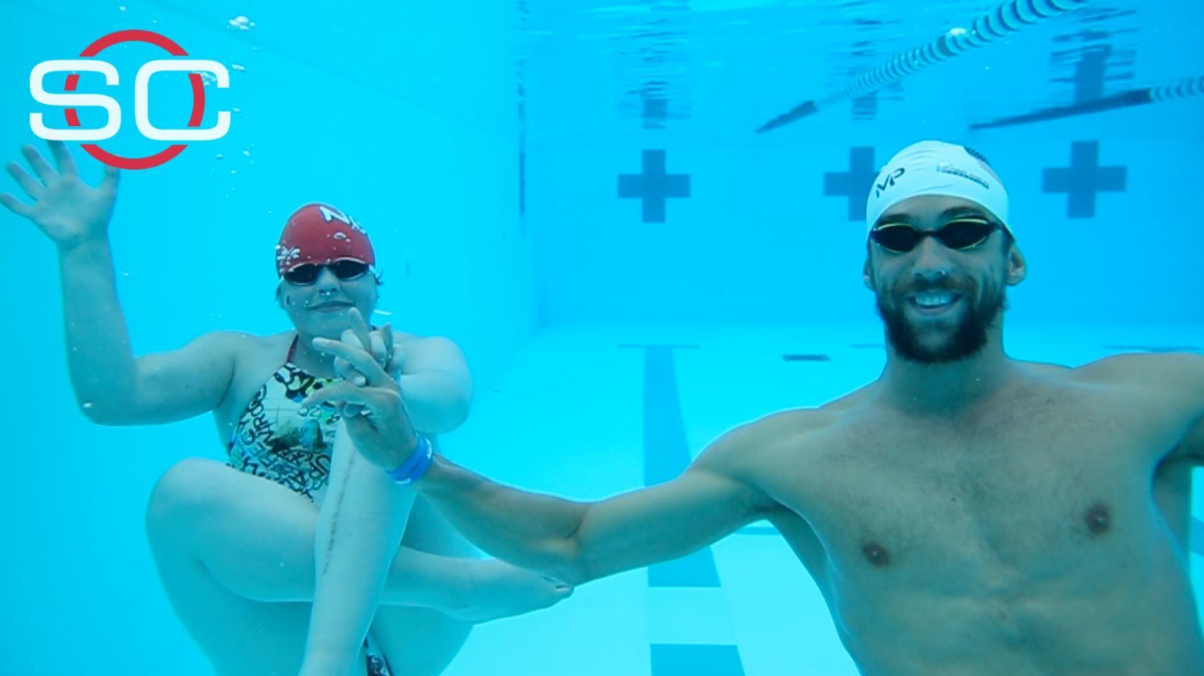 My Wish: Michael Phelps