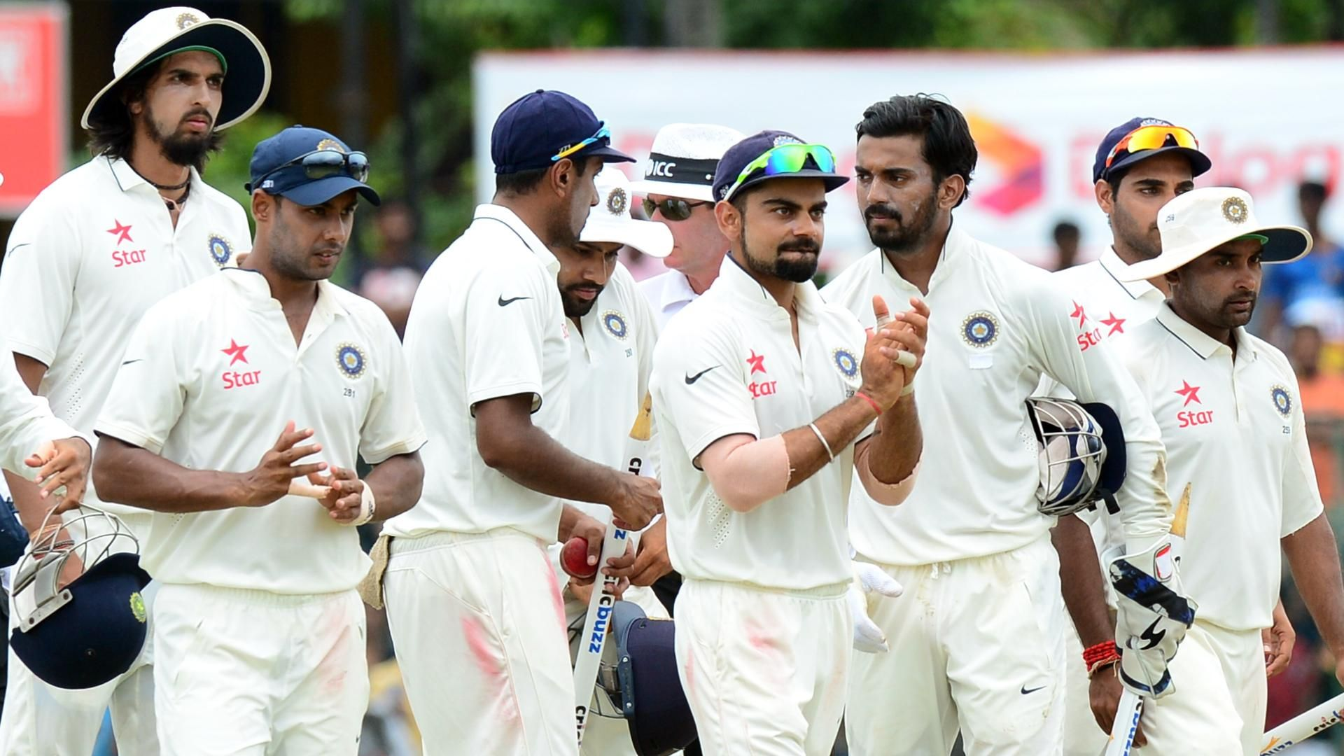 Second day bowling our best in two years virat kohli cricket