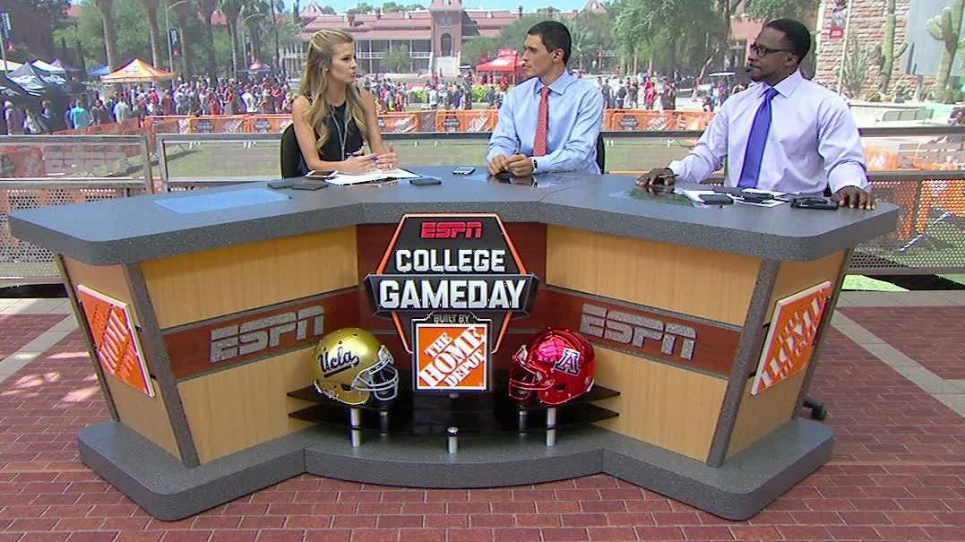 cfb betting lines college gameday scores