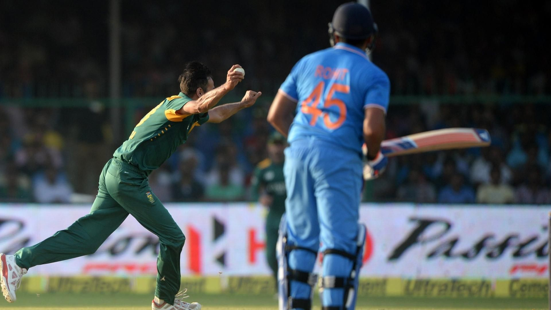 Rabada holds his nerve to seal thrilling win for South Africa