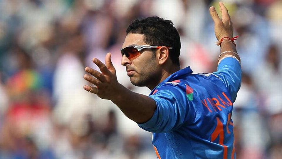 Indian Cricket Team Batsman Yuvraj Singh: Yuvraj, Nehra Included In T20 Squad For Australia Series