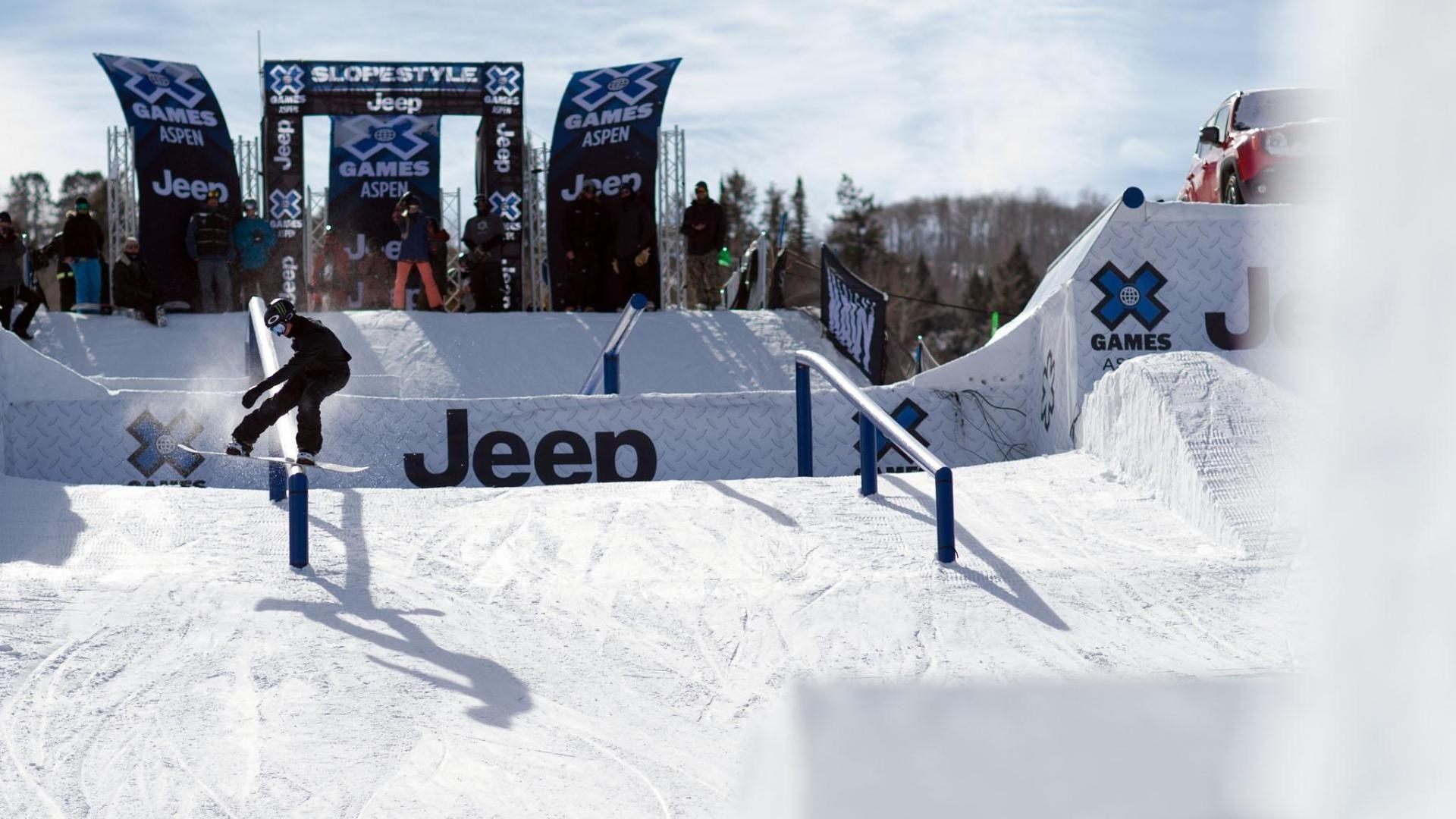 XGames Aspen 2016
