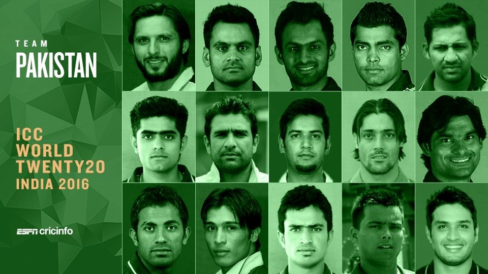 ... World T20 in India; Ahmed Shehzad dropped | Cricket | ESPN Cricinfo