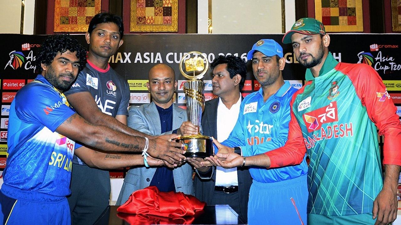 14th Asia Cup will be played in UAE from 15 September to 28 September 2018 (Photo - espncricinfo)
