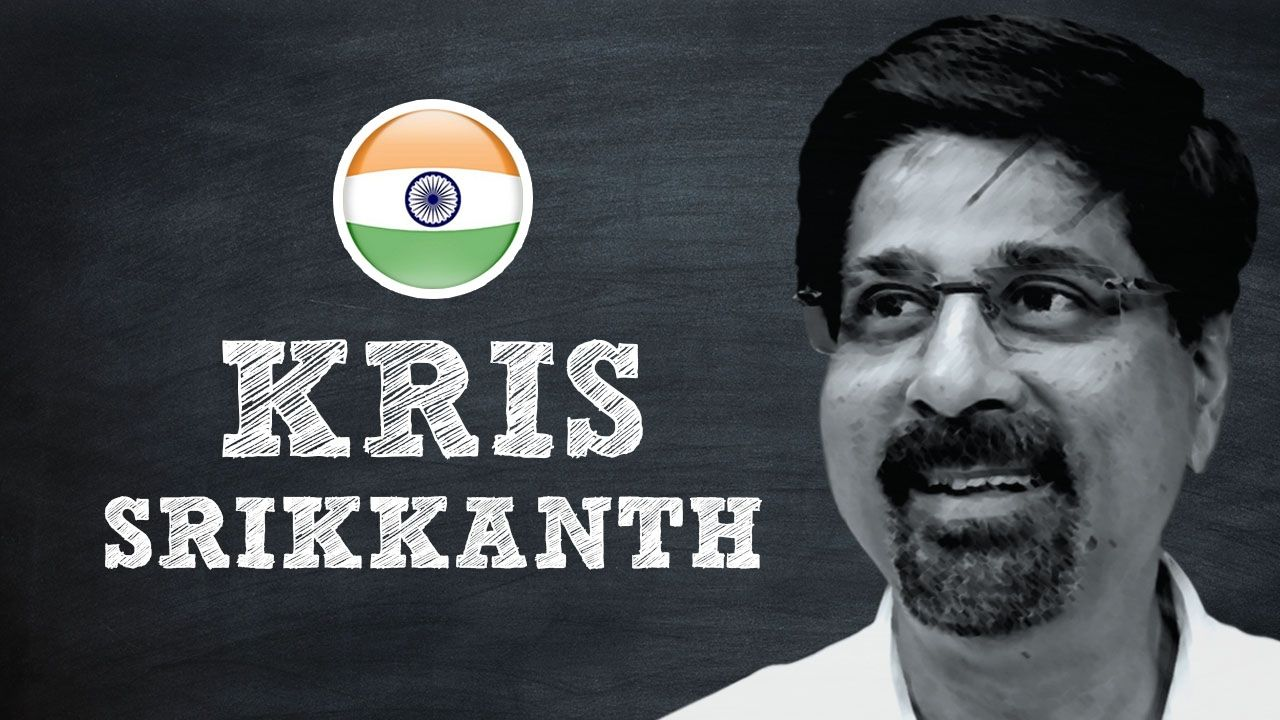 kris srikkanth takes a quiz on his career
