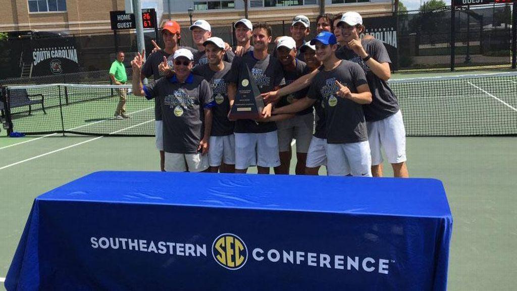 Florida wins fifth SEC Men's Tennis Championship