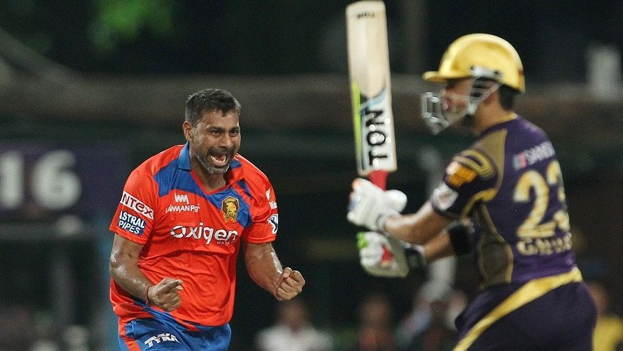 Seamers, Karthik take Lions to the top of the table