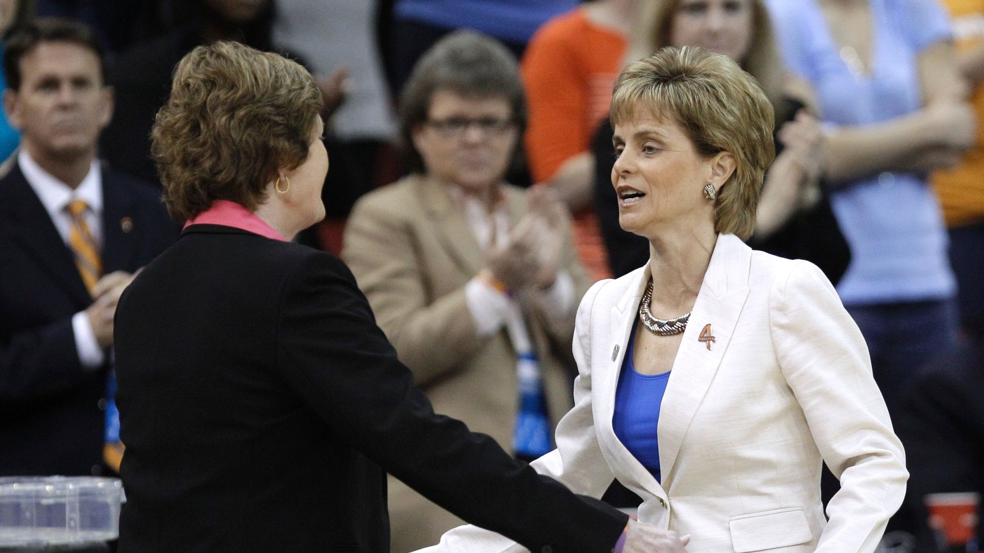 Kim Mulkey There Will Never Be Another Coach Like Pat