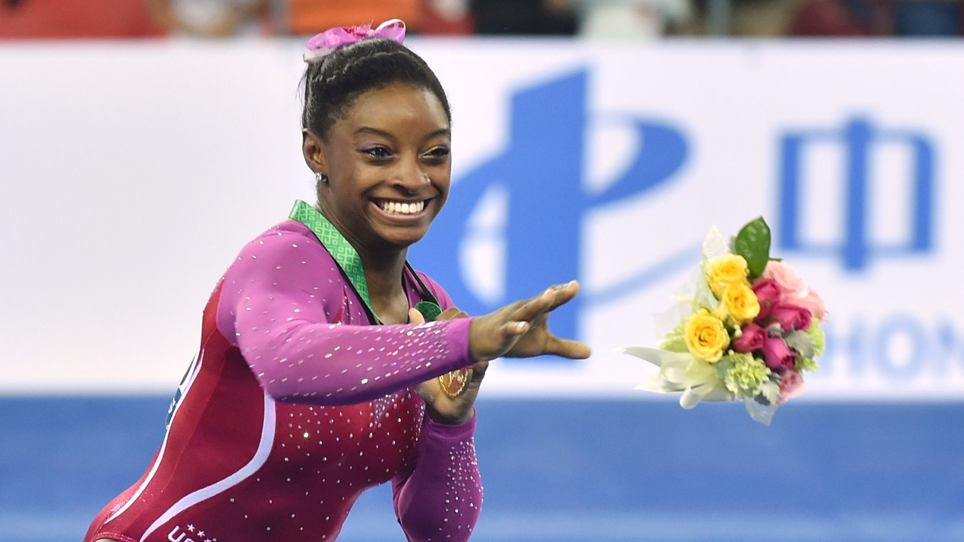 E:60: Simone Biles all about finding balance
