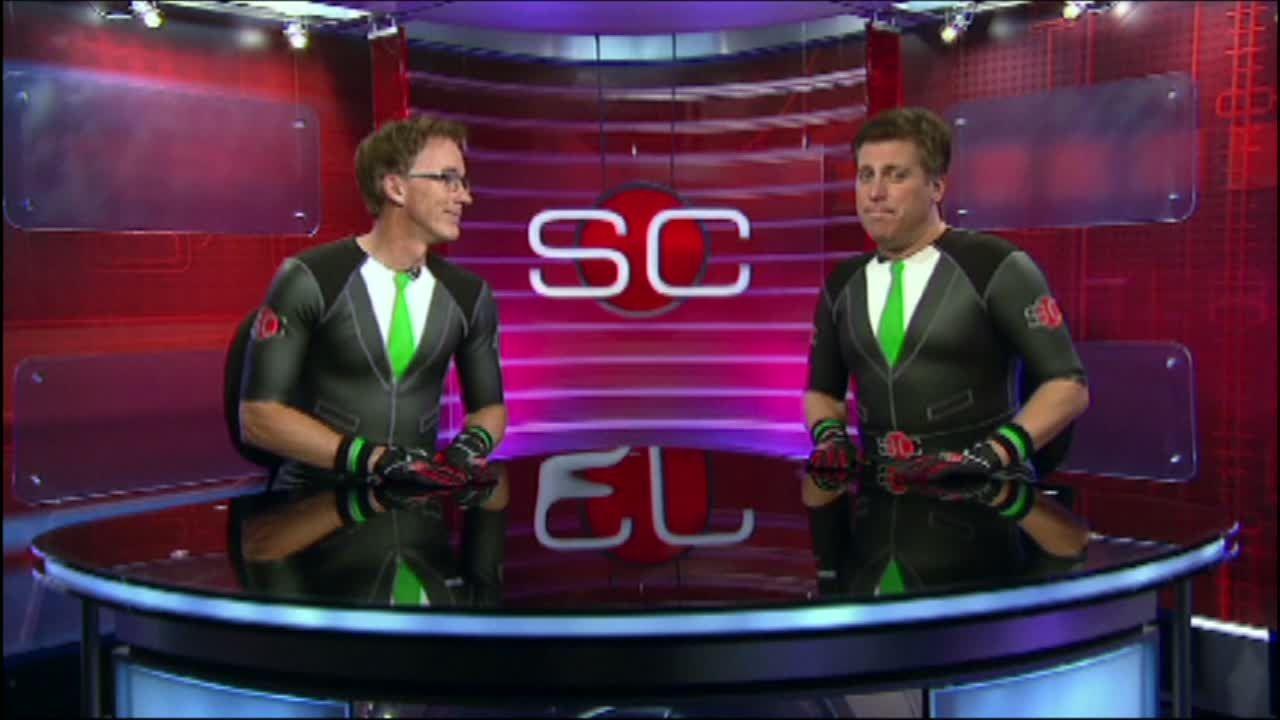 This is SportsCenter: Fashion