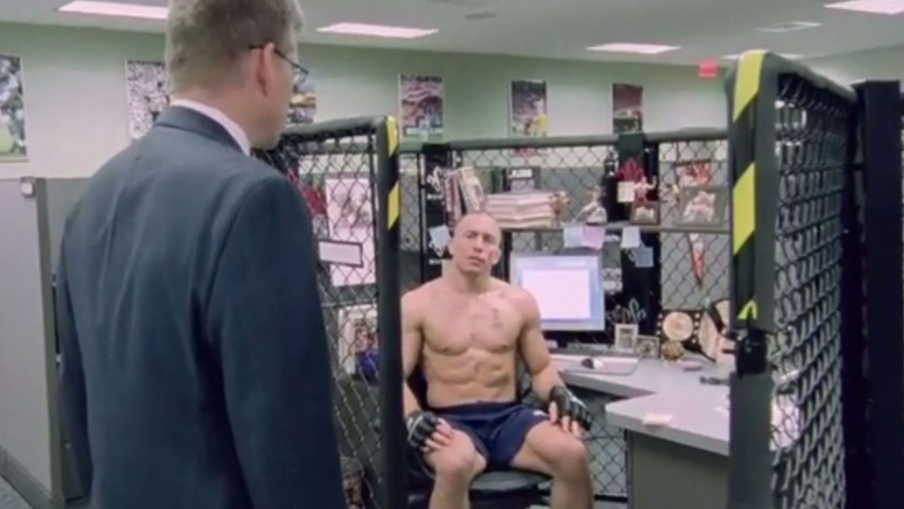 This Is SportsCenter: Georges St. Pierre