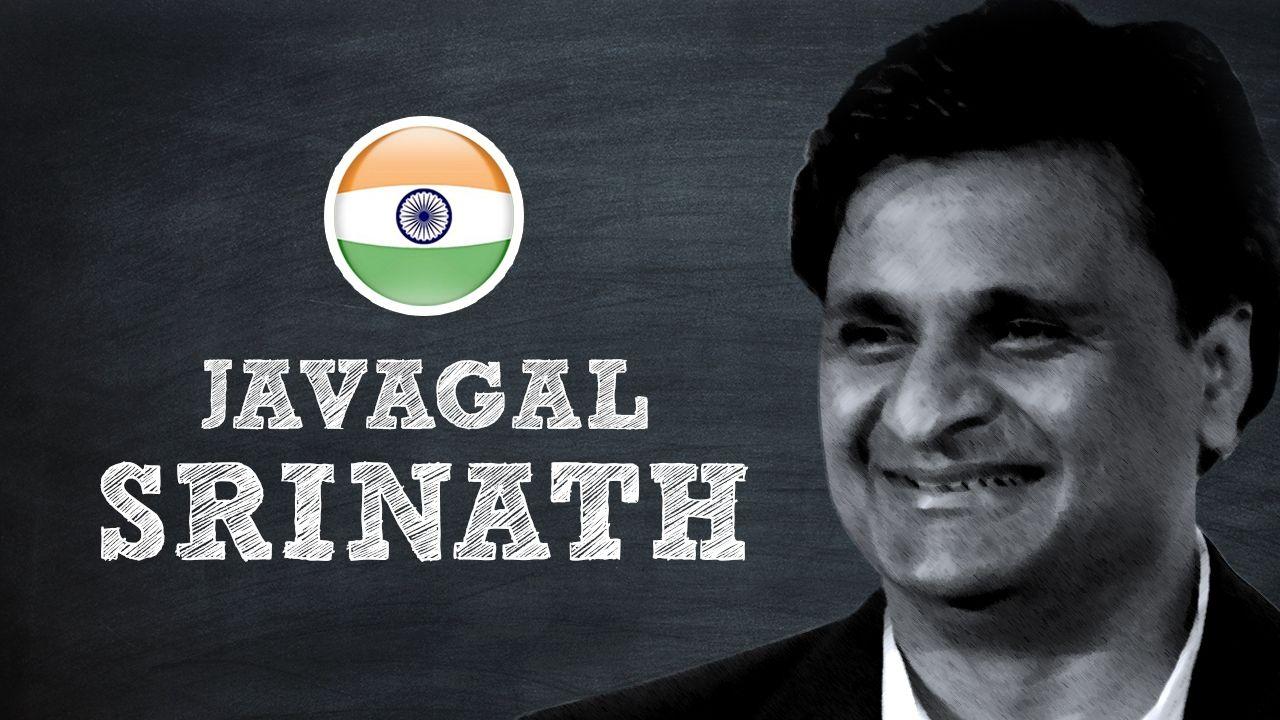 javagal srinath takes a quiz on his career