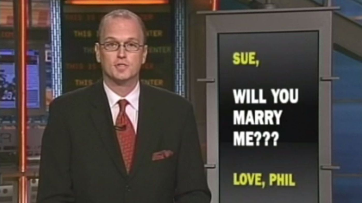 This Is SportsCenter: Marriage