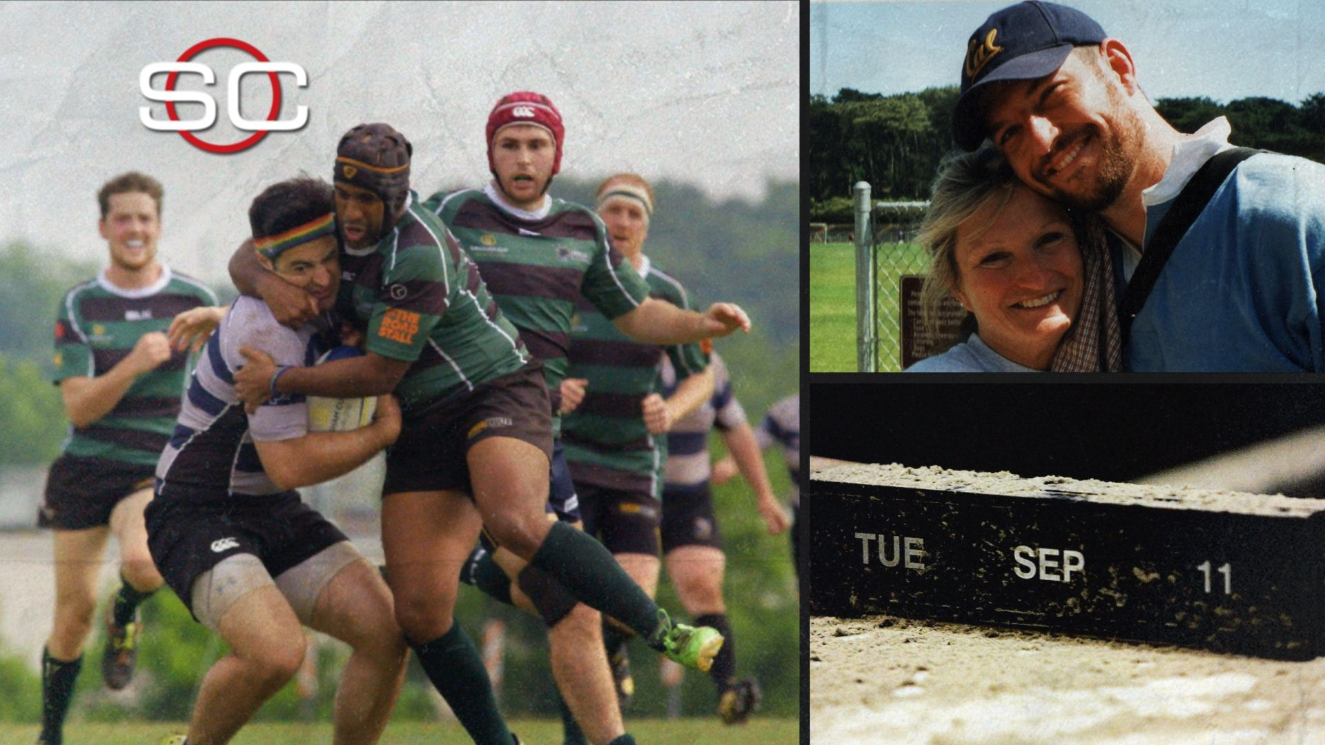 SC Featured: A 9/11 hero's lasting impact on rugby