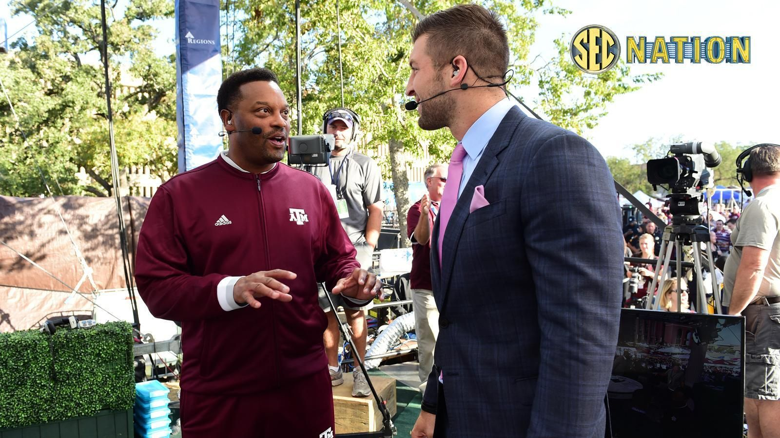 Sumlin shares what fires up the Aggies