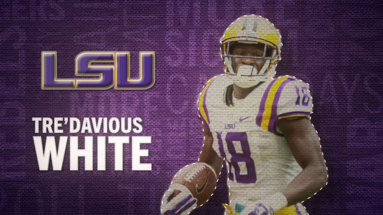 I am the SEC: Tre'Davious White