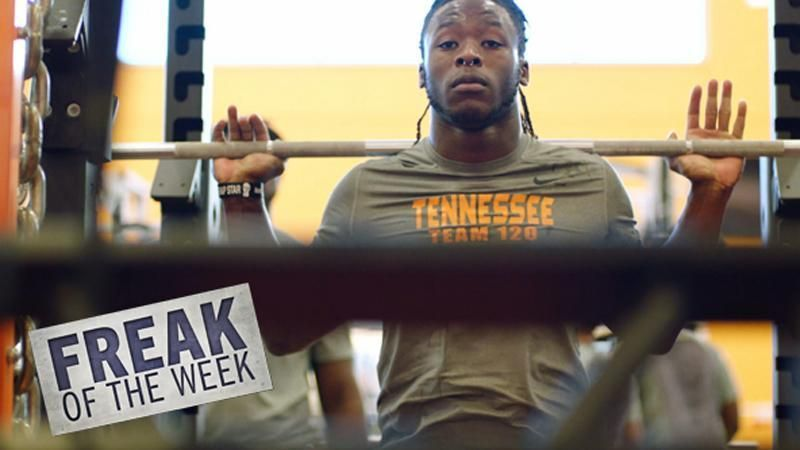 Tebow's Freak of the Week: Alvin Kamara