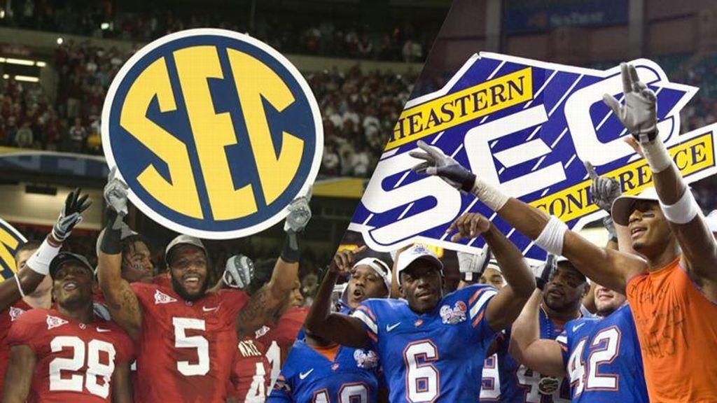 Making SEC history: Alabama vs. Florida