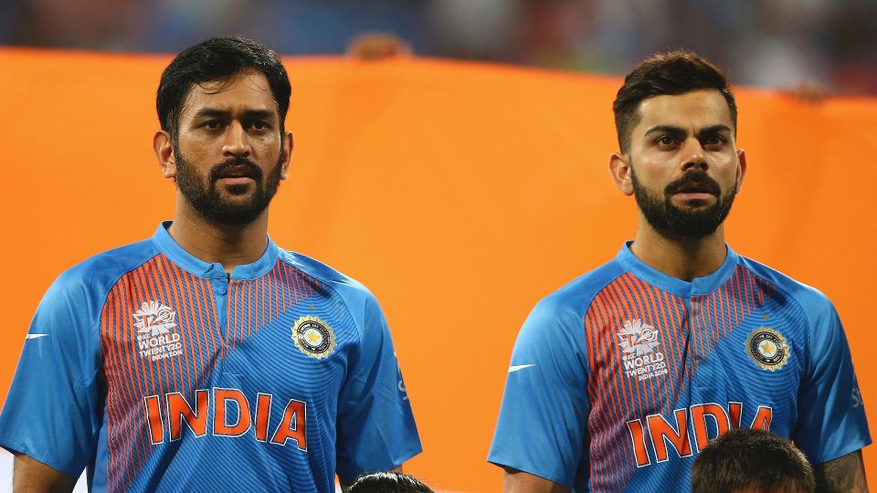MS Dhoni Gives Up Indias ODI And T20 Captaincy
