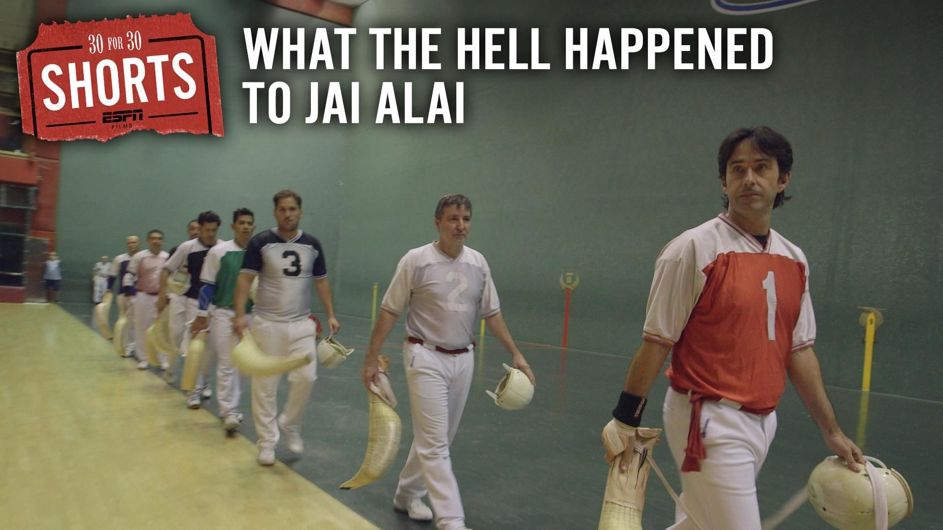 30 for 30 Shorts: What the Hell Happened to Jai-Alai