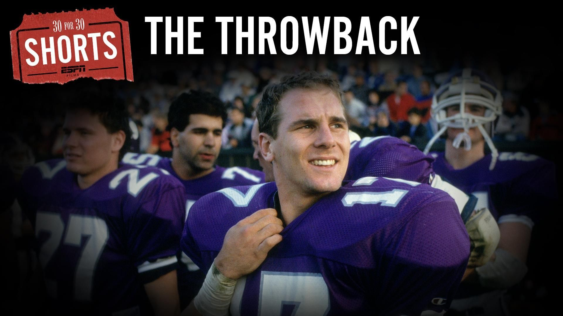 30 for 30 Shorts: The Throwback