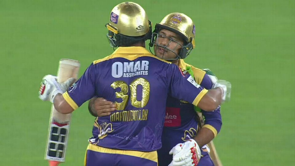 Medical Quetta clinch playoff berth with victory