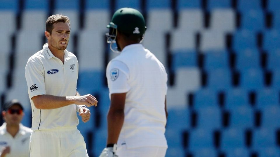 Hurt Southee ruled out of Hamilton Check
