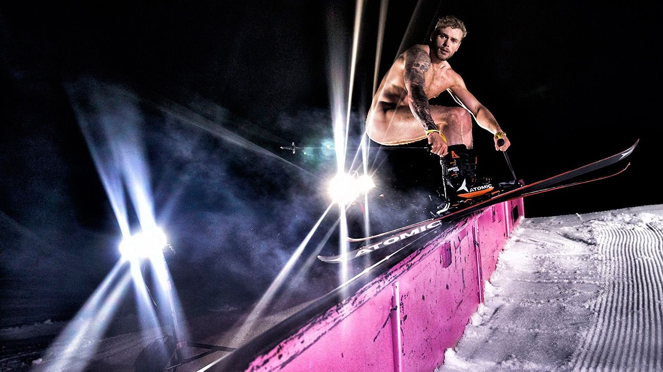 Gus Kenworthy: My body knows what to do