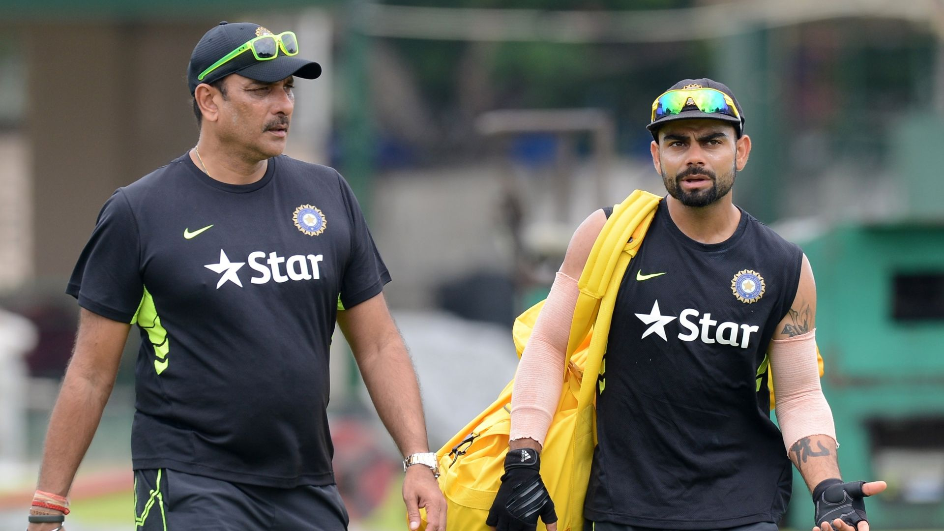 Shastri wants focus back on players after recent episodes