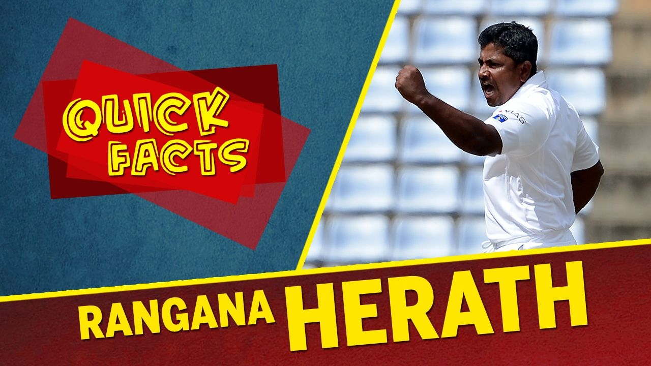 Herath leapfrogs Ashwin to second place