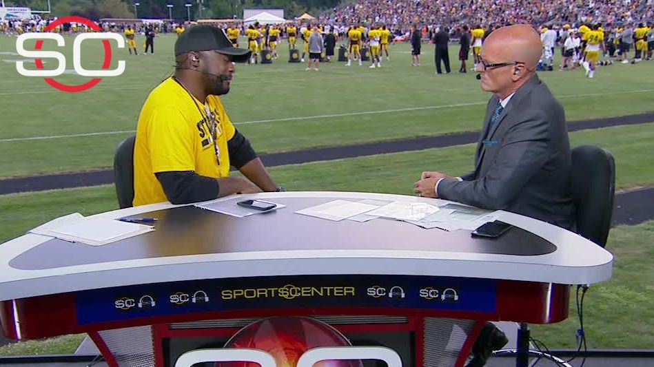 Tomlin not taking extension for granted
