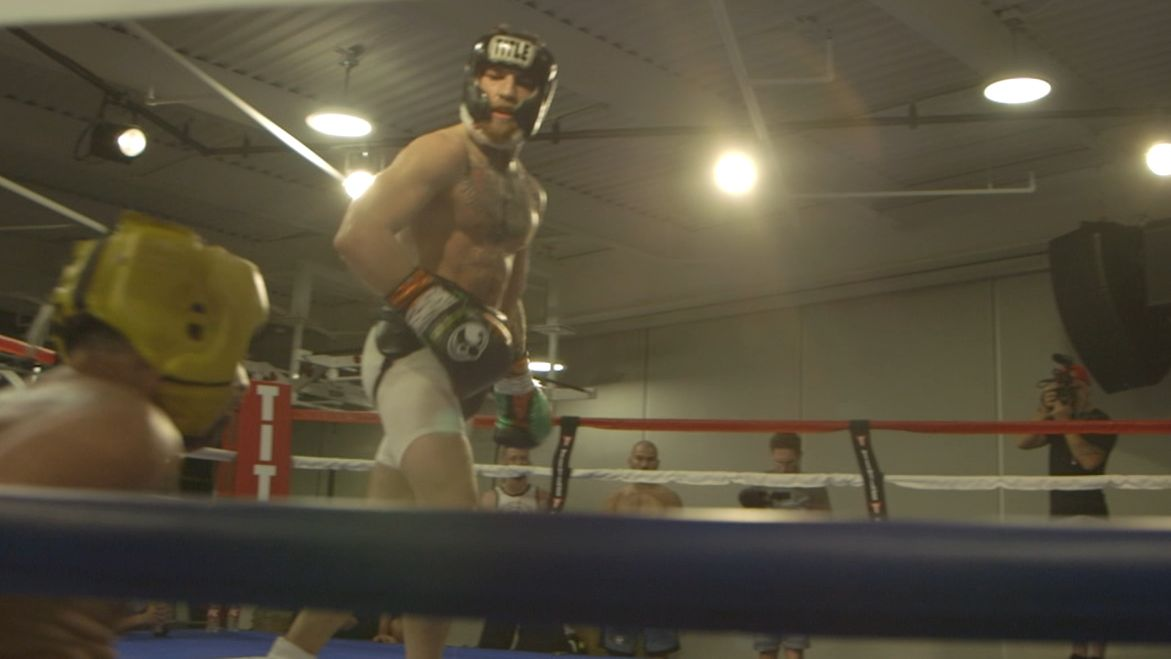 Video of McGregor dropping Malignaggi surfaces