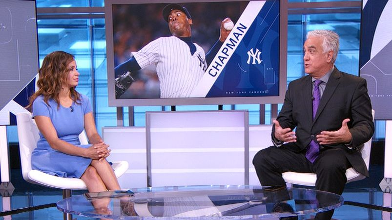 Yanks need new game plan for Chapman