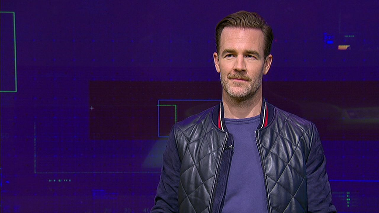 Van Der Beek loves to hate