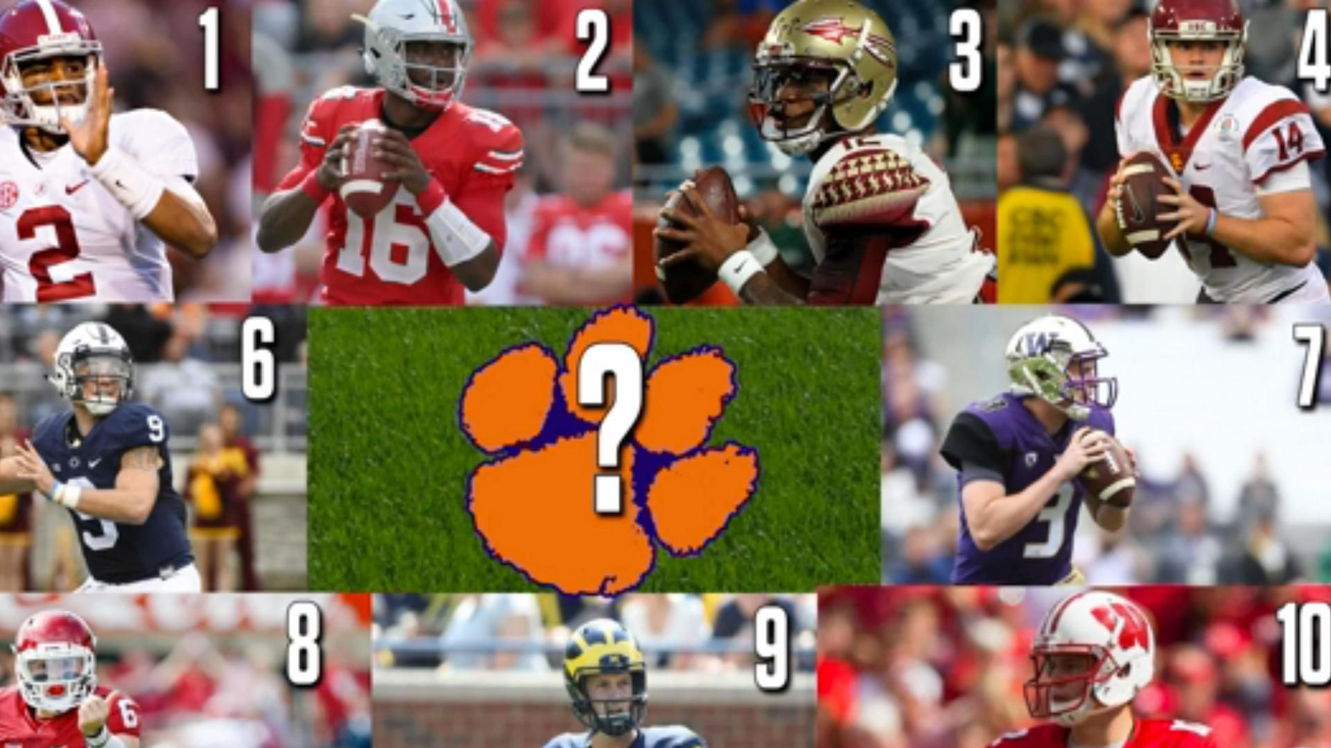 Who will be Clemson's new starting quarterback?