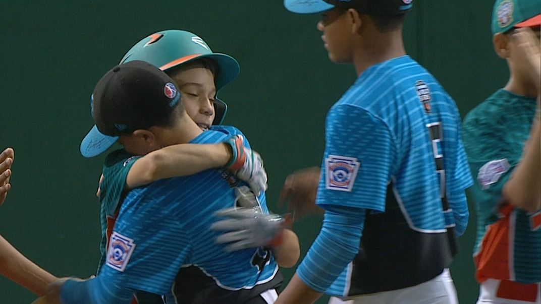LLWS dramatic ending handled with class