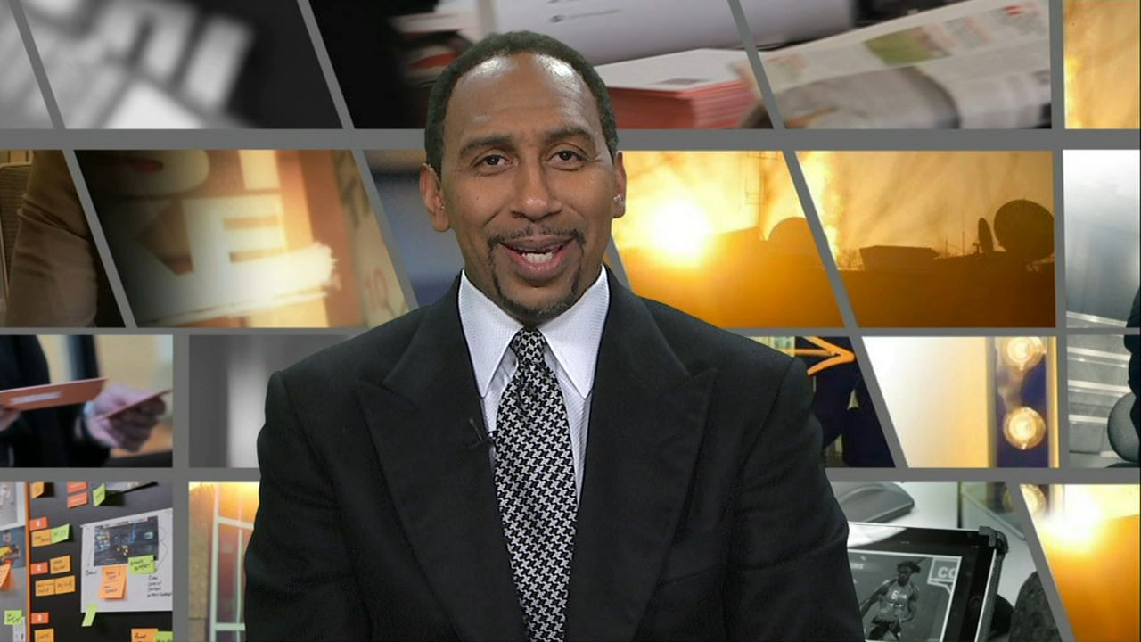 Stephen A. calls tampering accusations against Lakers laughable