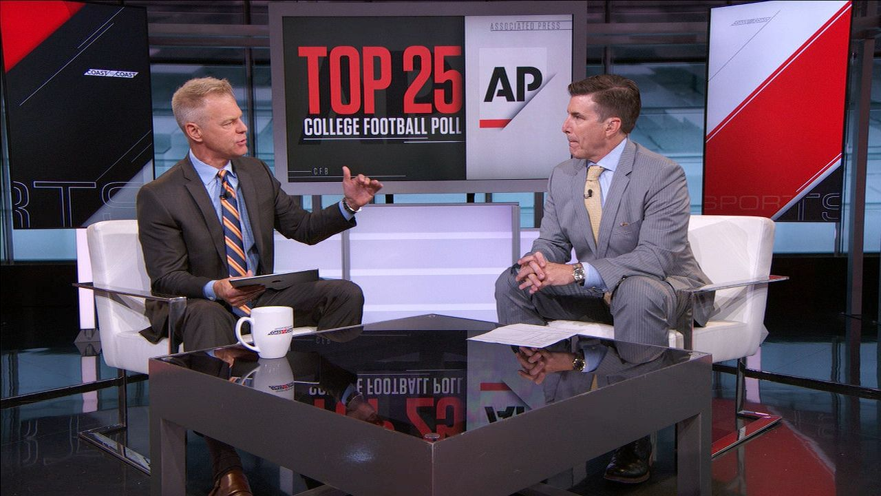 Davis says AP poll should change drastically after Week 1