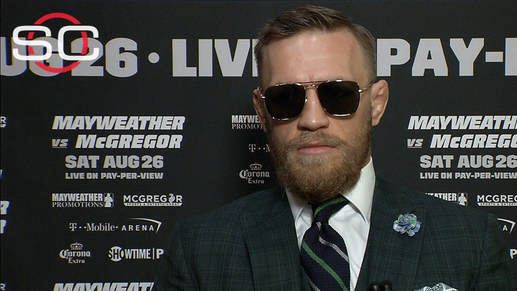 'Sky's the limit' for McGregor