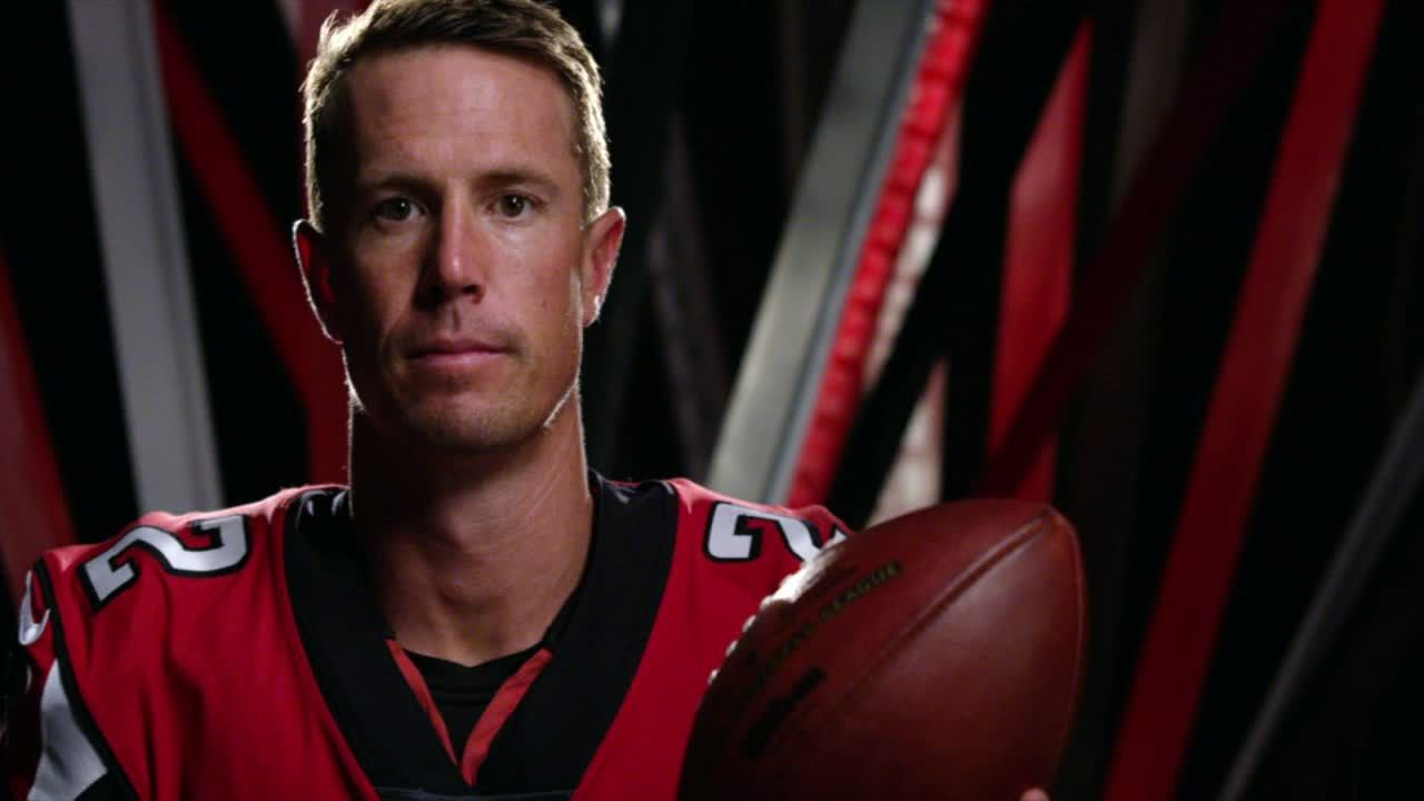 The mentality of Matt Ryan